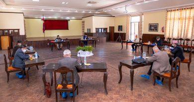 नेकपा सचिवालय बैठक : भोलि १ बजे पुन बस्ने